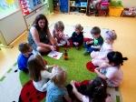 Dzień dobrych uczynków - 4 latki A