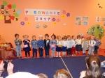 Pasowanie na przedszkolaka -  2,5 latki