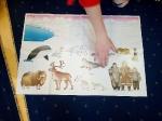W krainie śniegu i lodu - Dzień Pingwinów 4 latki A