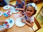Warsztaty świece żelowe - 4 latki A