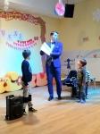 Wizyta iluzjonisty - 4 latki A
